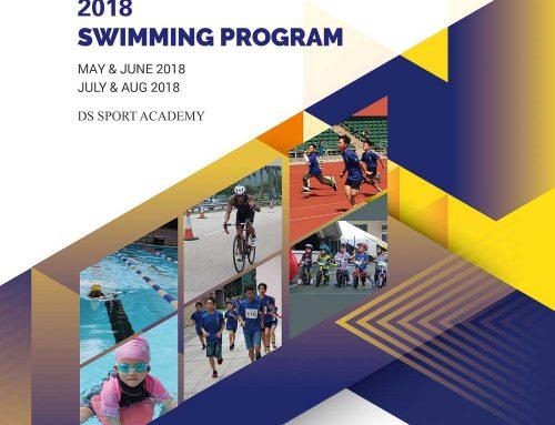 DS SWIMMING PROGRAM 2018 DS體育學院游泳課程2018