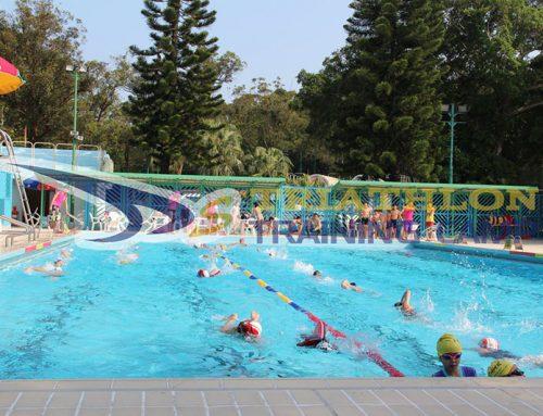 DS SPORTS TRAINING CAMP SWIMMING 小鐵人訓練營游泳訓練